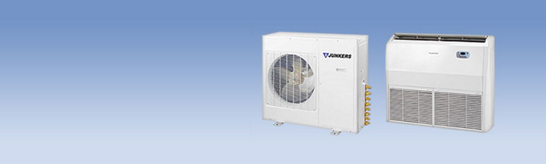 Unidades de ar condicionado
